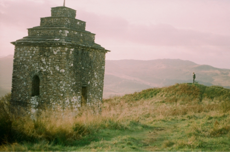 Tower on Inveraray Hill