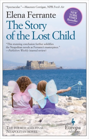 The Story of the Lost Child Europa Editions