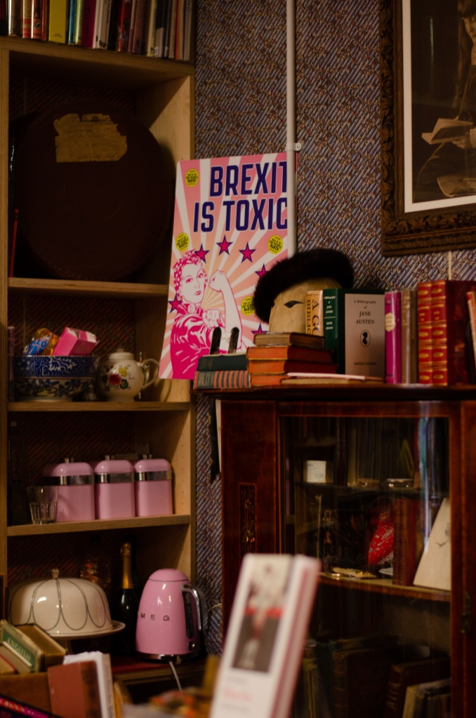 Brexit is toxic